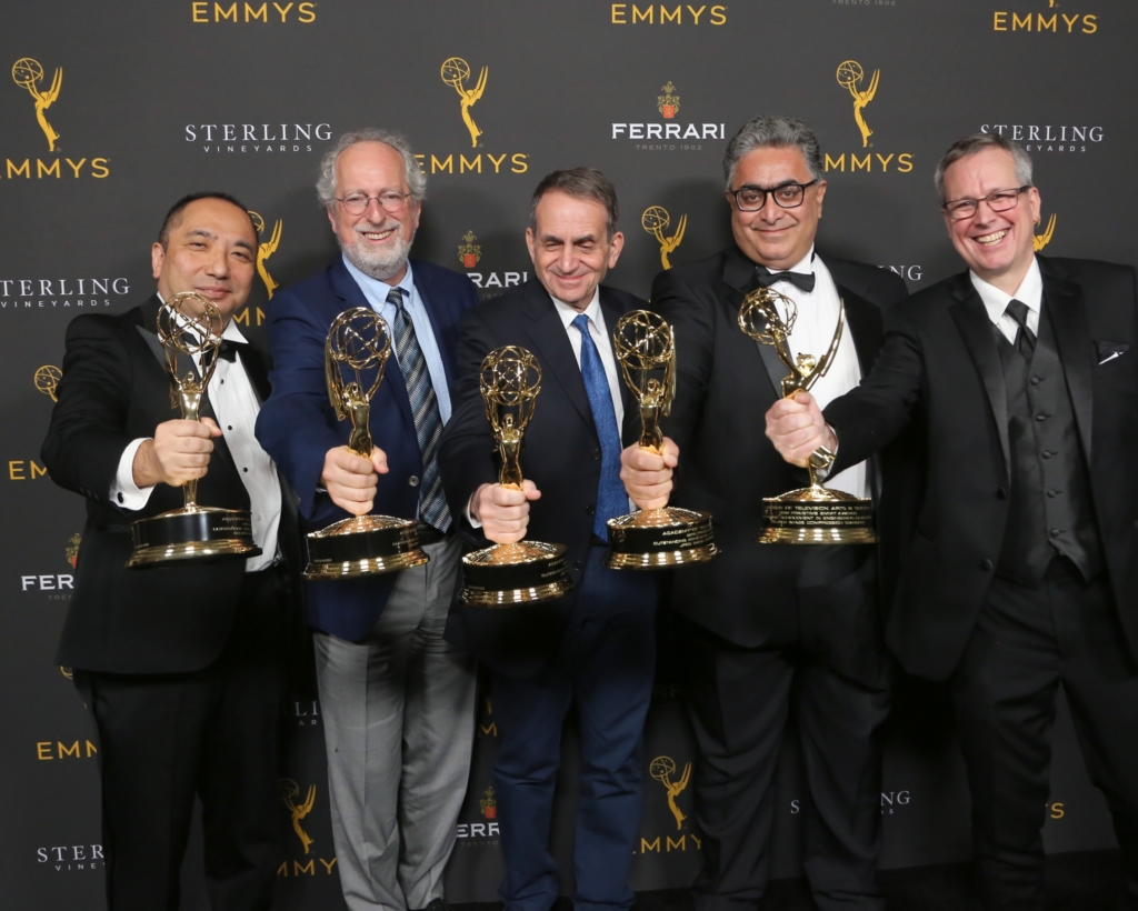 cost scientist emmy award